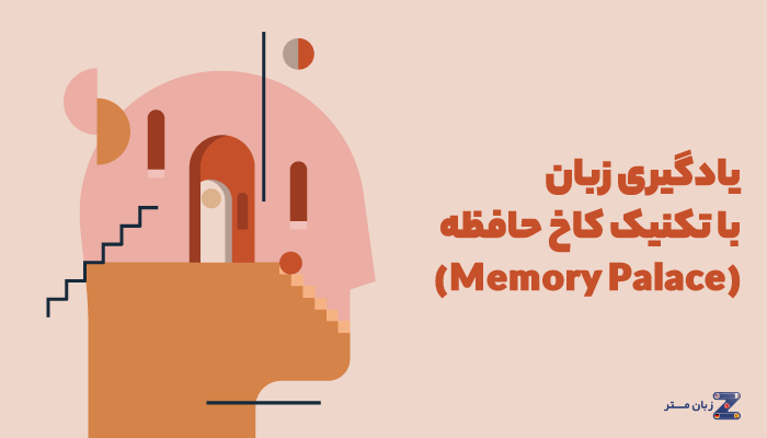 یادگیری زبان با تکنیک کاخ حافظه